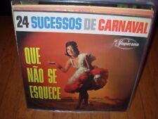VARIOUS 24 sucessos de carnaval / que nao se esquece ( world music ) brazil