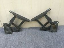 82-83-84-85-86-87-88-89-90-91-92 CADILLAC DEVILLE/FLEETWOOD/BROUGHAM HOOD HINGES