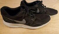 Nike Kaishi Run Black Wolf Grey White Running Shoes 654473-001 Men's Size 12