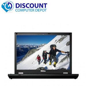 Dell Laptop Latitude E5410 Laptop Computer PC Core i3 4GB 500GB Windows 10