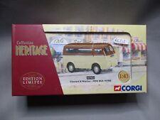 AG202 CORGI HERITAGE 1/43 CHENARD WALCKER MINI BUS VITRE EX70623 Ed Lim 2400ex