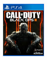 Call Of Duty: Black Ops III (PS4 Game) *VERY GOOD CONDITION*