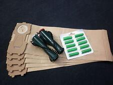 10 Staubsaugerbeutel geeignet Vorwerk Kobold 118 119 120 121 122 Sparset