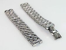 Rado Integral 12MM Polished Steel Ladies Watch Bracelet & Clasp 02596, 2596 band
