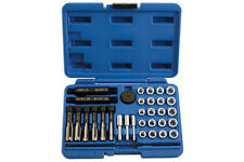 LASER TOOLS 5206 Glow Plug Thread Repair Kit 31pc