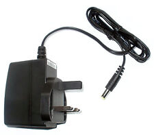 CASIO CT-460 KEYBOARD POWER SUPPLY REPLACEMENT ADAPTER UK 9V
