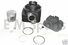 Atv Quad 4 Wheeler Eton Viper Lighting 50cc 71cc Big Bore Cylinder w Head Piston