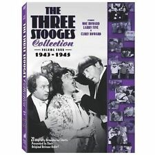 THE THREE STOOGES COLLECTION VOL 4 1943-1945 2 DVD
