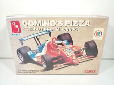 Amt Ertl Indy Domino's Pizza The Hot One 1/25 Scale Plastic Model Kit #6751 FS