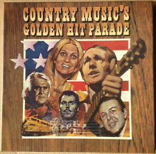 Country Music's Golden Hit Parade 7 LP Box Set UK LP Dolly Parton Skeeter Davis