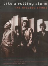 """THE ROLLING STONES   Rare 1993 USA Only OOP Sheet Music """"Like A Rolling Stone"""""""