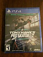 NEW SEALED Tony Hawk's Pro Skater 1+2 PS4 2019 Activision Remastered!!