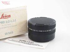 Leitz Leica 16545 12528  Elpro 1:2 1:1 für 2,8 100 Apo Macro Elmarit  E60 80908