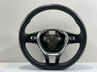 Ricambi Usati Volante Sterzo Multifunzione In Pelle Volkswagen Polo 6^ AW1