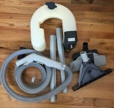 Delphin Flipper Ta ProAir Canister Vacuum Cleaner Attachments Hose Head