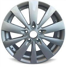 "New Aluminum Rim Fits Hyundai Sonata 09 10 17"" 10 spoke"