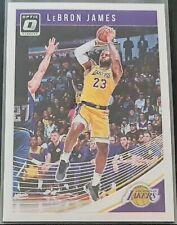 LeBron James 2018-19 Donruss Optic Base Card (no.94)