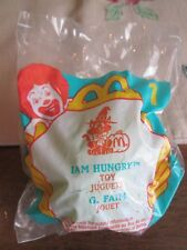 McDonalds  Toy #1 Halloween 1998 Iam Hungry Witch CANDY Dispenser    SEALED NEW