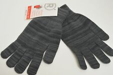 New Radio Shack Whole Hand Touch Screen Gloves Womens Grey M/L Medium Large