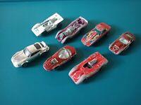 Lot of 6 Hot Wheels Redlines -  Vintage Collection 67- 74 Porsche, Corvette