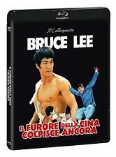 Blu Ray Bruce Lee  Il Furore Della Cina Colpisce Ancora (Blu Ray+DVD) .....NUOVO
