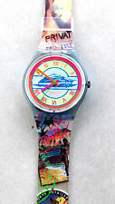 Swatch, GN127, POSTCARD, NEU