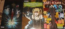 Death Note - Magazine Posters Clippings Lot