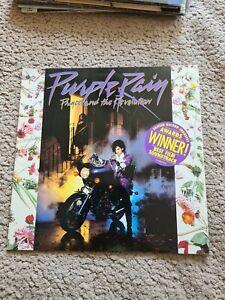 Prince and The Revolution album - Purple Rain