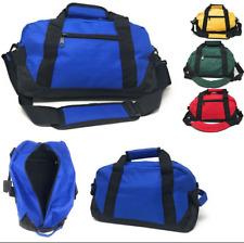 """Sports 14"""" Duffle Duffel Bags School Travel Gym Locker Carry-On Luggage"""