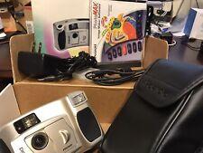Polaroid PDC 640FL Digital Camera Creative Kit 8 MB Smart Media Card