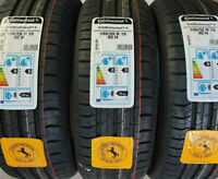 1x Sommerreifen 15 Zoll CONTINENTAL 185/55 R15 82H ContiEcoContact 5 DOT2019