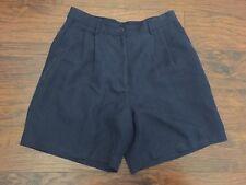 "Women's Blue Golf Shorts By Nike   Size 12   30"" Waist"