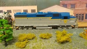 HO Scale DC GP Locomotives!