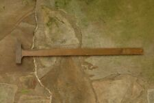 Unusual Vintage Wood Shaft Gillespie Patent Pendulum Putter