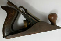 Vintage Stanley Bailey No. 4 Hand Plane Slotted Bottom - Lightly Used