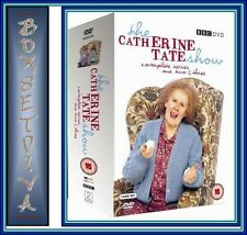 THE CATHERINE TATE SHOW: COMPLETE SERIES 1- 3 *BRAND NEW & SEALED DVD BOXSET**