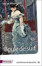 Boule de suif: Textbuch (Diesterwegs Neusprachliche...   Buch   Zustand sehr gut