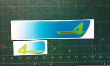Adesivi  Piaggio Vespa 50 HP 4 speed - adesivi/adhesives/stickers/decal