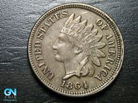 1864 CN Indian Head Cent Penny  --  MAKE US AN OFFER!  #B5685