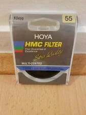 New Hoya HMC FILTER MULTI-COATED ND400 / 55mm