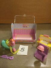 My Little Pony Mini Play Set, Beauty Salon (Set 5)