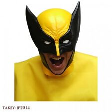 OGAWA STUDIOS.INC Wolverine Rubber Mask X-MEN from Japan F/S w/ Tracking