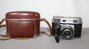 Kodak Retina IIIc Type 021/1, Model 2, Xenon 50/f2, Double Stamped, Exc.++, CLA