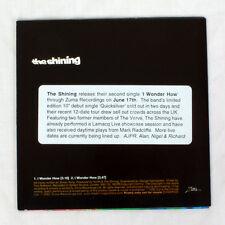The Shining - I Wonder How - music cd ep