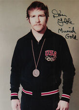 Dan Gable Olympic Gold Medal Wrestling Iowa Legend SIGNED 4x6 PHOTO AUTOGRAPHED