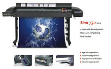 "High Quality 60"" Large Wide Format Printer Sino-750+RIP,USB,For Indoor & Outdoor"