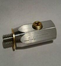 EcoTec Oil Pressure Sender Tee - 4 cylinder GM