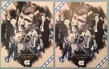 Coach Dean Smith * In Memoriam * tribute print North Carolina UNC Tar Heels MINT