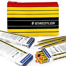 Staedtler Noris - 120 - 36 X 2B Premium Lápices Grafito Escuela Y Estuche