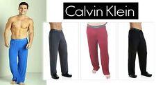 Calvin Klein Mens Pajama Pants Sleeping Micro Modal Lounge Ck U1143 Black